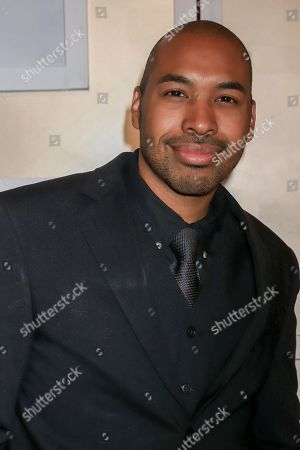 Stock Picture of Mike Xavier