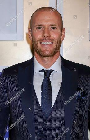 Editorial image of Tyler Robinson Foundation 6th Annual Rise Up Gala, Wynn Las Vegas, USA - 06 Sep 2019