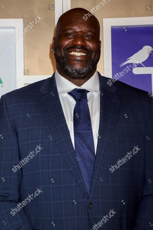 Stock Picture of Shaquille O'Neal