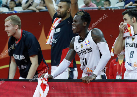 Editorial picture of FIBA Basketball World Cup 2019, Shanghai, China - 07 Sep 2019