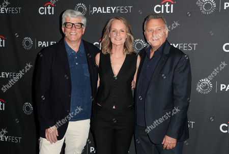 Stock Picture of Peter Tolan, Helen Hunt and Paul Reiser