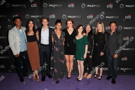Editorial photo of The CW 'Nancy Drew', 'Batwoman' and 'Katy Keene' TV show presentation, Arrivals, PaleyFest, Los Angeles, USA - 07 Sep 2019