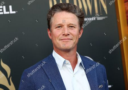 Stock Picture of Billy Bush