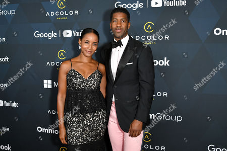Editorial photo of 13th Annual ADCOLOR Awards, Arrivals, JW Marriott L.A. LIVE, Los Angeles, USA - 08 Sep 2019