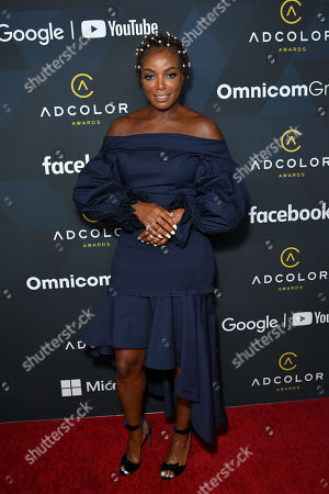 Editorial image of 13th Annual ADCOLOR Awards, Arrivals, JW Marriott L.A. LIVE, Los Angeles, USA - 08 Sep 2019