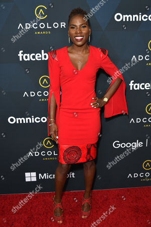 Editorial picture of 13th Annual ADCOLOR Awards, Arrivals, JW Marriott L.A. LIVE, Los Angeles, USA - 08 Sep 2019