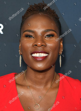 Stock Photo of Luvvie Ajayi