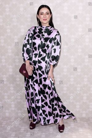 Editorial photo of Kate Spade show, Arrivals, Spring Summer 2020, New York Fashion Week, USA - 07 Sep 2019