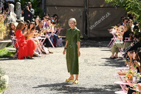 Editorial picture of Kate Spade show, Runway, Spring Summer 2020, New York Fashion Week, USA - 07 Sep 2019