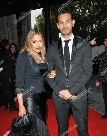Tasmin Lucia-Khan and Junaid Zaman