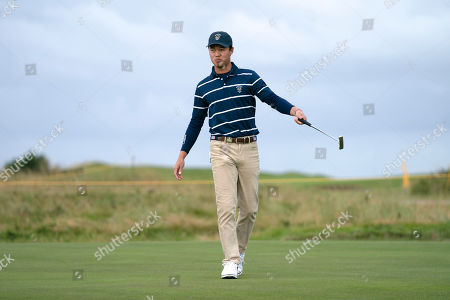 Editorial image of Walker Cup Golf, Hoylake, United Kingdom - 07 Sep 2019