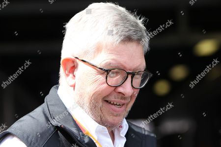 Ross Brawn during the FORMULA 1 GRAN PREMIO HEINEKEN D'ITALIA 2019 at Monza Eni Circuit, Autodromo Nazionale Monza