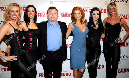Frank Caliendo, Angelica Bridges and the Girls of Fantasy