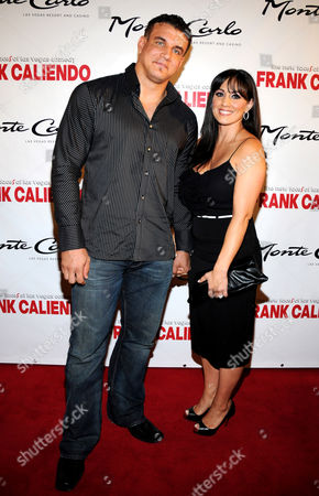 Frank Mir and Jennifer Mir