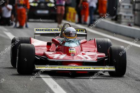 Editorial image of Formula 1 World Championship 2019, Monza, Italy - 07 Sep 2019
