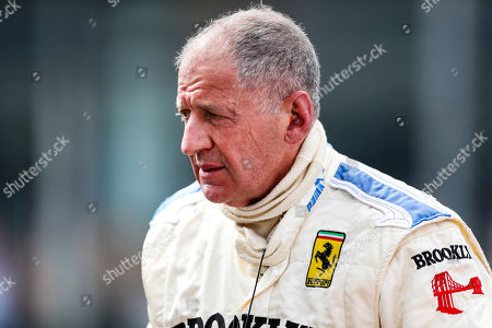 Stock Image of Motorsports: FIA Formula One World Championship 2019, Grand Prix of Italy, 