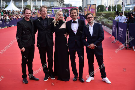 Editorial photo of Heavy - Premiere - 45th Deauville American Film Festival, France - 07 Sep 2019