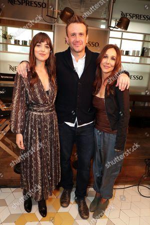 Dakota Johnson, Jason Segel, Gabriela Cowperthwaite, Director