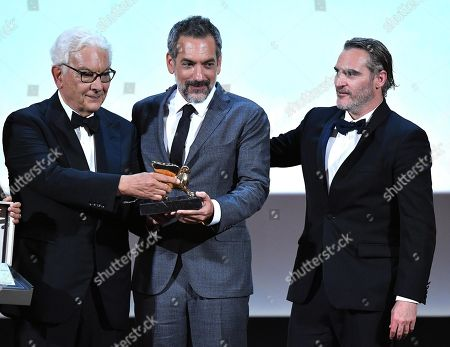 Editorial picture of Award ceremony - 76th Venice Film Festival, Italy - 07 Sep 2019