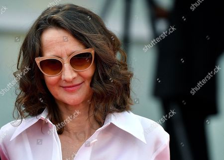 Argentinian film director, screenwriter and festival jury president Lucrecia Martel arrives for the awarding ceremony of the 76th annual Venice International Film Festival, in Venice, Italy, 07 September 2019. The festival runs from 28 August to 07 September.