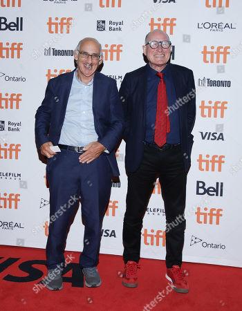 David Thompson and Bill Nicholson