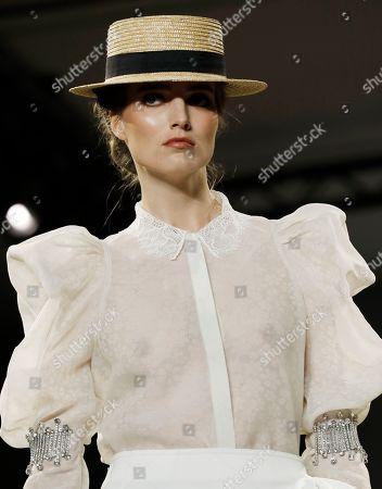 Editorial picture of Taoray Wang - Runway - New York Fashion Week Spring, USA - 07 Sep 2019