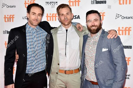 Editorial picture of 'Synchronic' premiere, Arrivals, Toronto International Film Festival, Canada - 07 Sep 2019