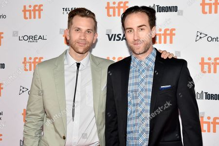 Editorial image of 'Synchronic' premiere, Arrivals, Toronto International Film Festival, Canada - 07 Sep 2019