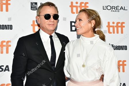 Editorial photo of 'Knives Out' premiere, Arrivals, Toronto International Film Festival, Canada - 07 Sep 2019