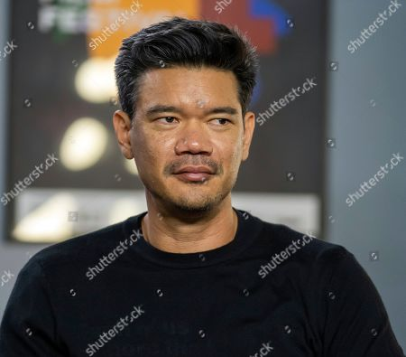Destin Daniel Cretton attends the press conference for the movie 'Just Mercy' during the 44th annual Toronto International Film Festival (TIFF), in Toronto, Canada, 07 September 2019. The festival runs 05 to 15 September.