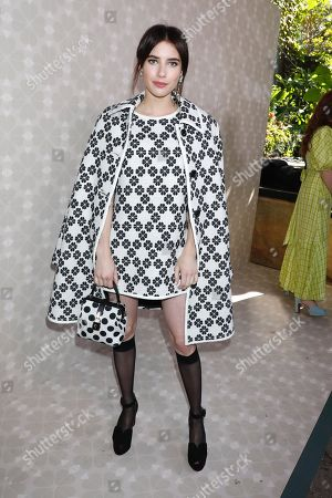 Editorial picture of Kate Spade show, Arrivals, Spring Summer 2020, New York Fashion Week, USA - 07 Sep 2019