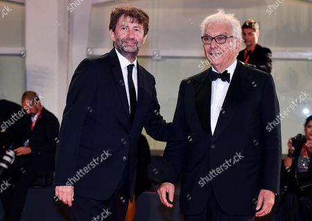 Editorial photo of The Burnt Orange Heresy - Closing Ceremony - 76th Venice Film Festival, Italy - 07 Sep 2019