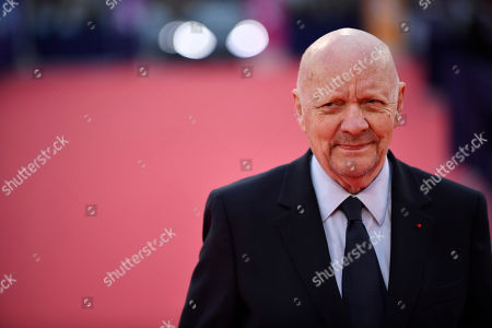 French director Jean Paul Rappeneau arrives on the red carpet prior to the premiere 'Music of My Life (Blinded by the Light)' during the 45th Deauville American Film Festival, in Deauville, France, 07 September 2019. The festival runs from 06 to 15 September.