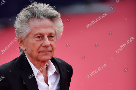 Roman Polanski arrives on the red carpet prior to the premiere 'Music of My Life (Blinded by the Light)' during the 45th Deauville American Film Festival, in Deauville, France, 07 September 2019. The festival runs from 06 to 15 September.