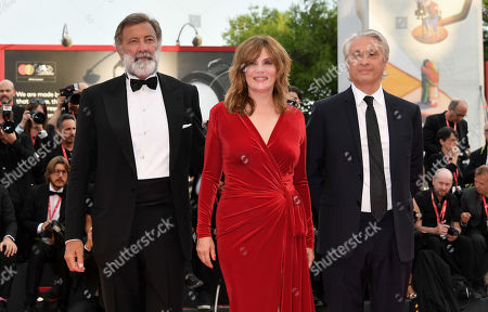 Editorial picture of Closing ceremony, 76th Venice Film Festival, Italy - 07 Sep 2019