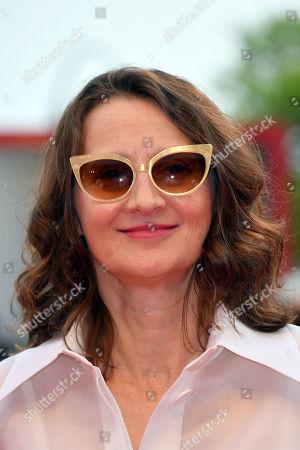 President 76 Venice Jury Lucrecia Martel during closing ceremony red carpet