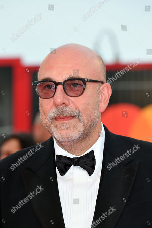 Paolo Virzi during closing ceremony red carpet