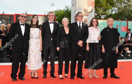 Editorial photo of Closing ceremony, 76th Venice Film Festival, Italy - 07 Sep 2019