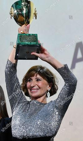 Stock Picture of Coppa Volpi Best Ariane Ascaride