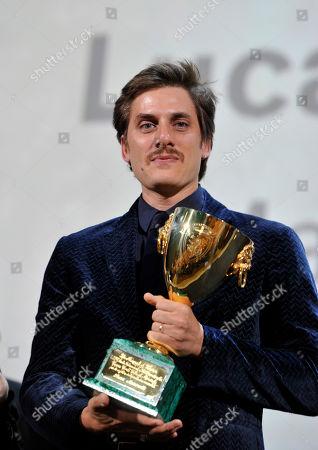 Stock Image of Luca Marinelli
