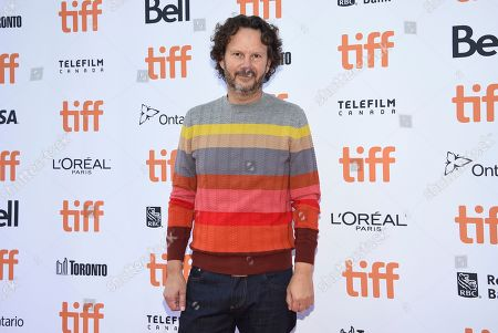 "Ram Bergman attends the premiere for ""Knives Out"" on day three of the Toronto International Film Festival at the Princess of Wales Theatre, in Toronto"