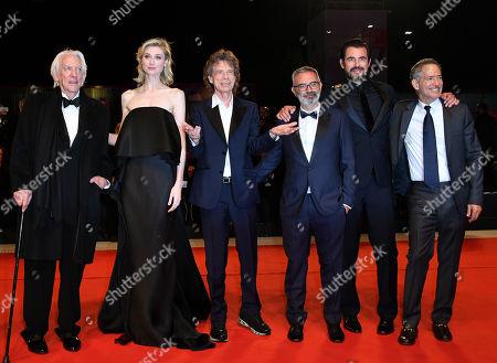Editorial photo of 'The Burnt Orange Heresy' premiere, 76th Venice Film Festival, Italy  - 07 Sep 2019