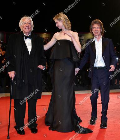 Editorial image of 'The Burnt Orange Heresy' premiere, 76th Venice Film Festival, Italy  - 07 Sep 2019