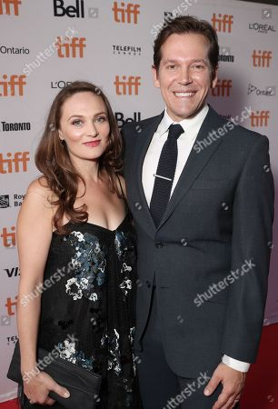 Joe Shrapnel and Anna Waterhouse