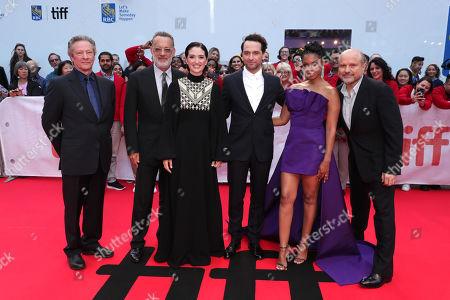 Chris Cooper, Tom Hanks, Marielle Heller, Director, Matthew Rhys, Susan Kelechi Watson, Enrico Colantoni