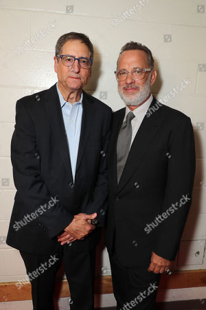 Tom Rothman, Chairman of Sony Pictures Entertainment?s Motion Picture Group, Tom Hanks
