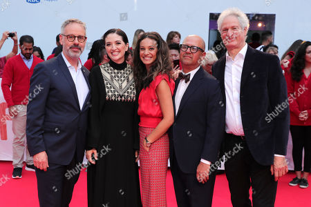 Peter Saraf, Producer, Marielle Heller, Director, Leah Holzer, Producer, Youree Henley, Producer, Marc Turtletaub, Producer,