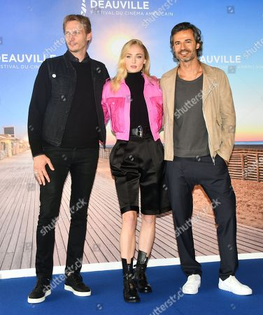 Editorial image of 'Heavy' photocall, 45th Deauville American Film Festival, France - 07 Sep 2019