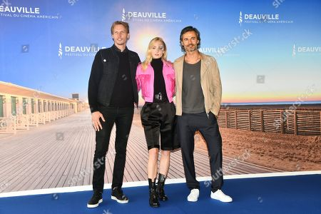 Editorial picture of 'Heavy' photocall, 45th Deauville American Film Festival, France - 07 Sep 2019