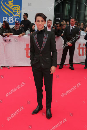 Editorial image of DreamWorks Animation and Pearl Studio present the World Premiere Gala Presentation of 'Abominable', Arrivals, 2019 Toronto International Film Festival, Roy Thomson Hall, Toronto, Canada - 07 Sep 2019